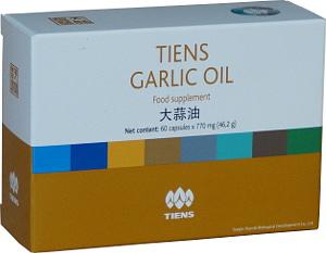 Cesnakový olej bez zápachu
